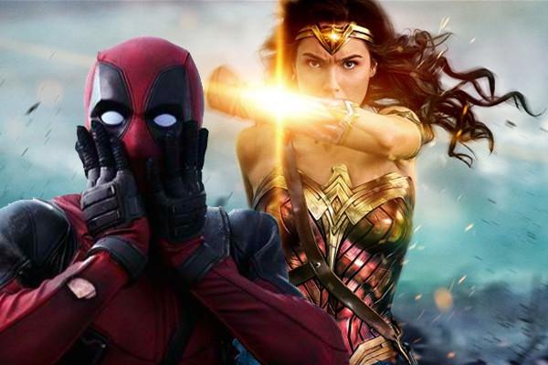 Wonder Woman Deadpool