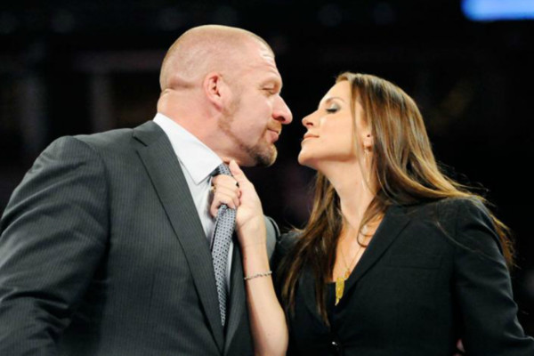 Triple H Stephanie