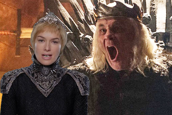 Cersei The Mad King