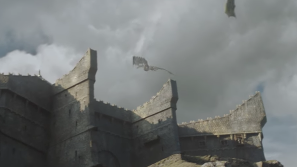 Dany's Dragons Game Of Thrones
