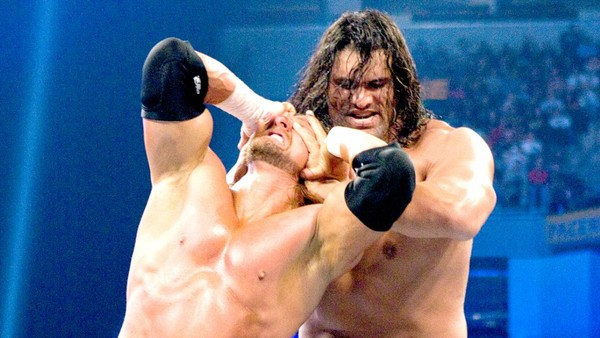 Triple H Great Khali