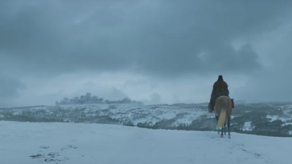 Game Of Thrones Arya Winterfell