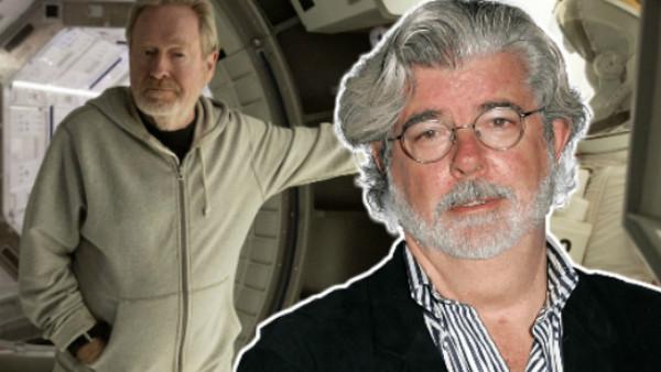 Ridley Scott George Lucas