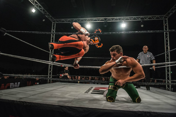Cody Rhodes became the next Internet Champion at DELETE WCPW.
