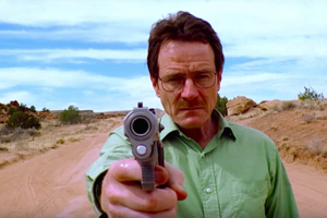 Breaking Bad Pilot Walter White