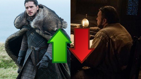 Game Of Thrones Eastwatch Ups And Downs
