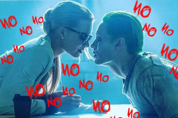 Harley Quinn Joker No