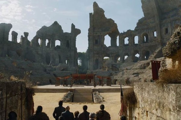 Game Of Thrones Dragonpit