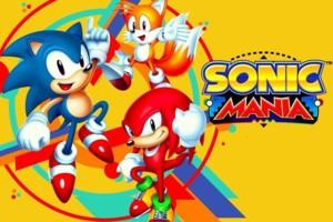 Sonic Mania Promo