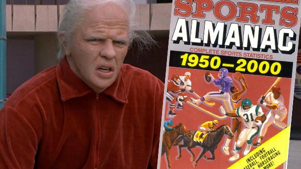 Back To The Future Biff Almanac