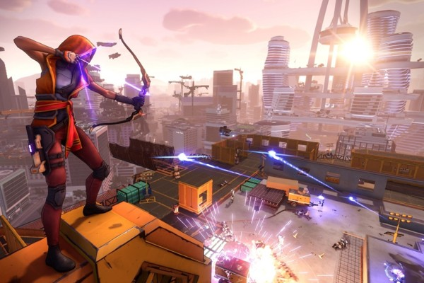 Agents of mayhem rama