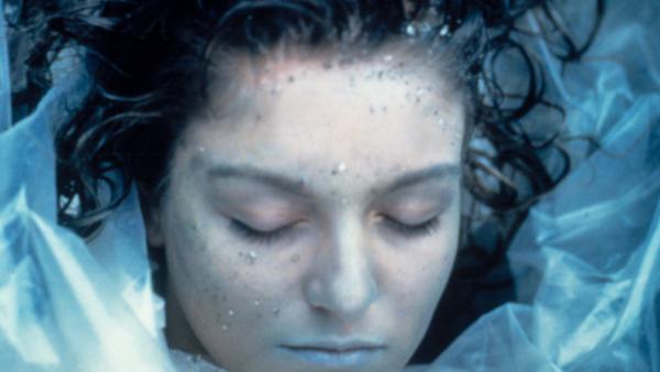 Laura Palmer Twin Peaks Pilot