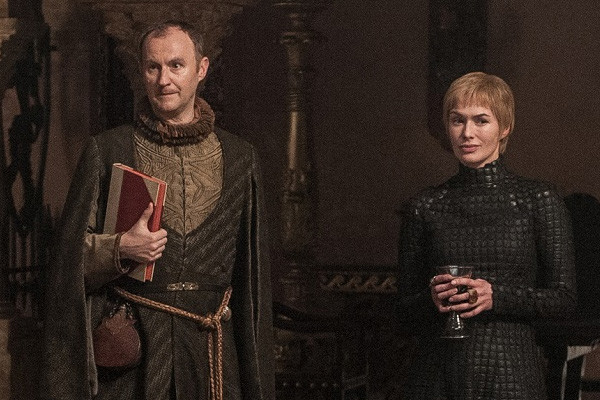 Cersei Tycho Game Of Thrones