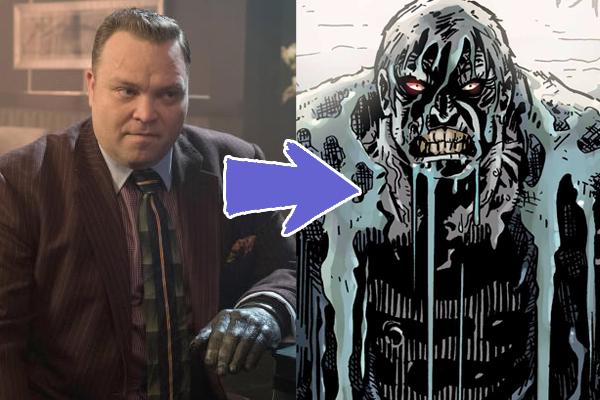 Solomon Grundy Gotham
