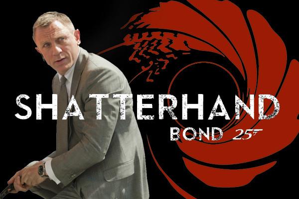 Bond 25 Title