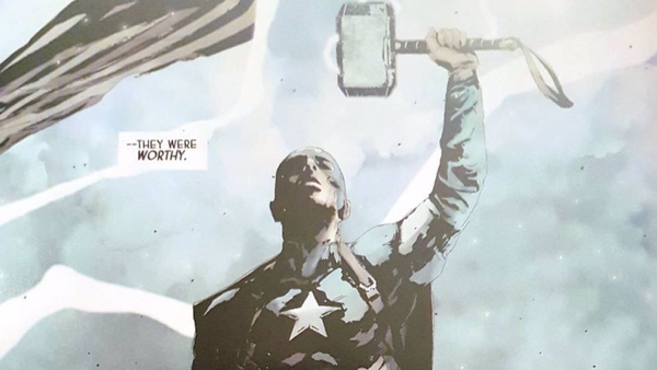 captain america fascist