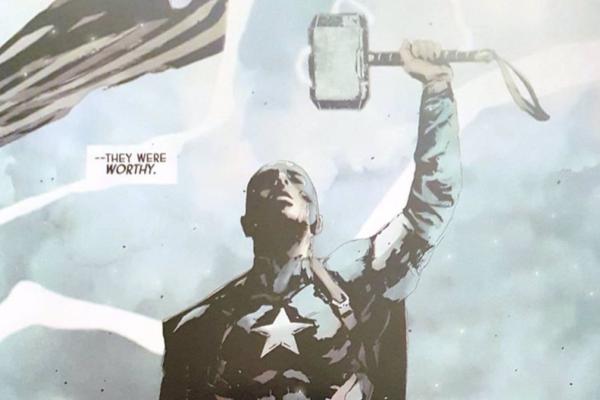 captain america fascist