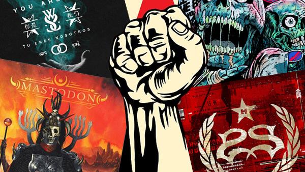 Metal Songs 2017