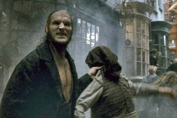 Fenrir Greyback Harry Potter