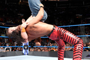 John Cena Shinsuke Nakamura
