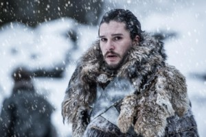 Game Thrones Beyond Wall Jon