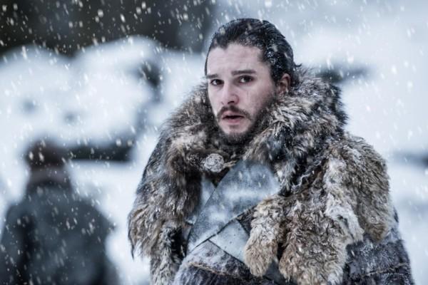 Game Thrones Beyond Wall Jon