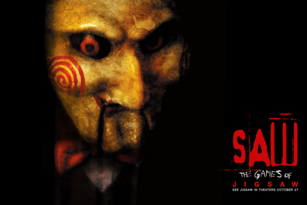 Saw Games of Jigsaw Halloween Horror Nights Universal Orlando