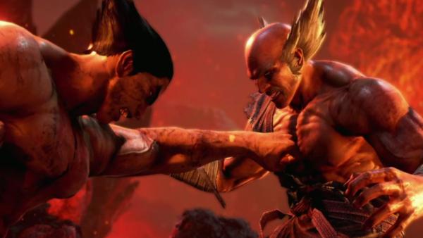 Tekken 7 Kazuya Vs Heihachi