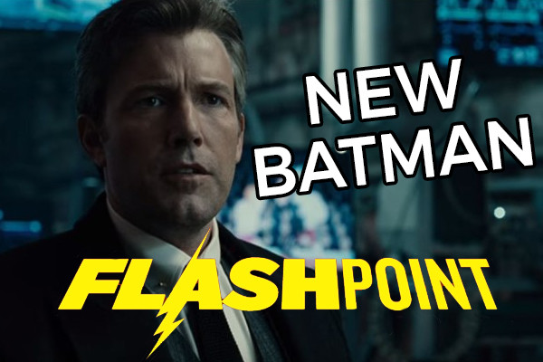 Bruce Wayne Flashpoint