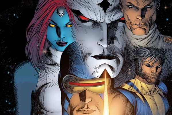 X Men Messiah Complex