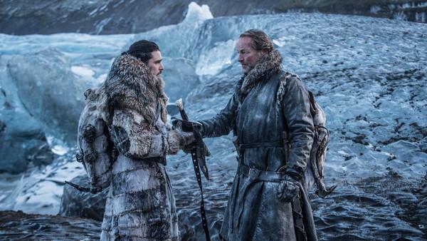 Game of Thrones Jon Snow Jorah