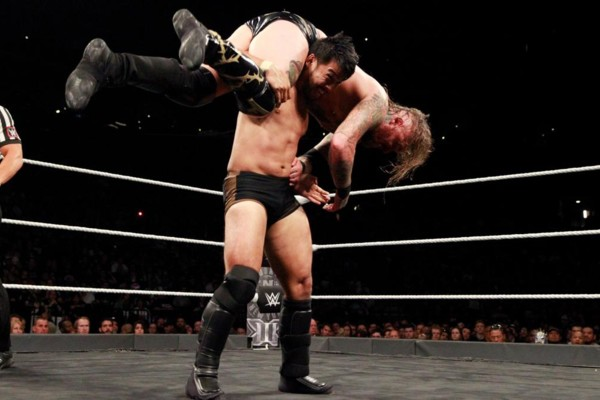 Adam Cole Makes NXT Debut at TakeOver: Brooklyn, Aligns with reDRagon