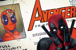 Deadpool Avenger
