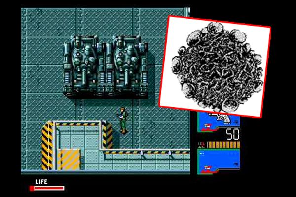 Metal Gear 2 Solid Snake Oilix