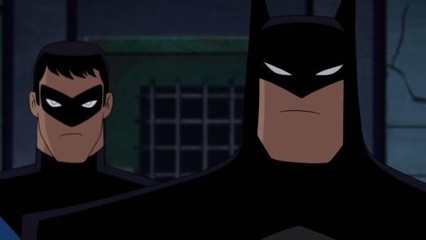 Batman And Harley Quinn Nightwing