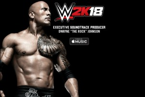 THE ROCK 2K18 SOUNDTRACK