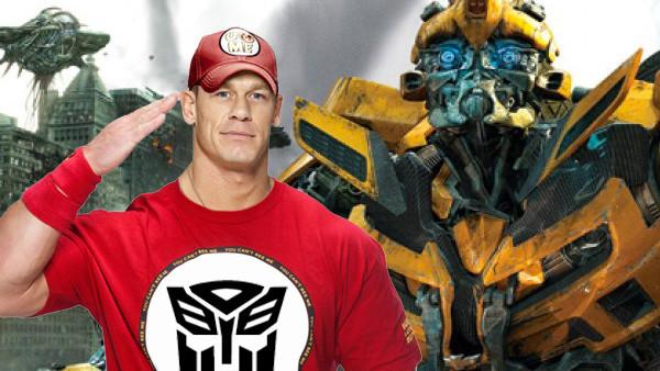 John Cena Transformers