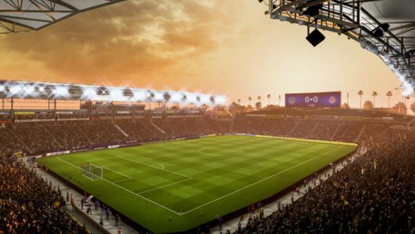 FIFA 18 LA Galaxy Stubhub Center