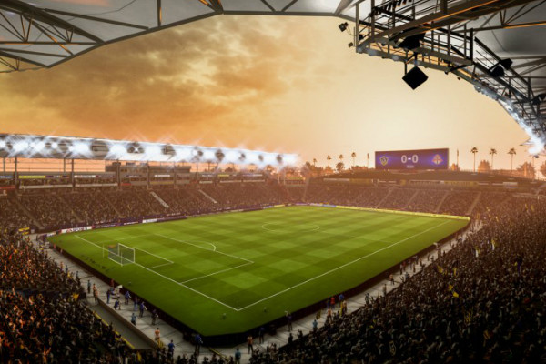 FIFA 18 LA Galaxy Stubhub Center