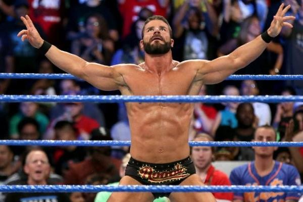 Booby Roode SmackDown