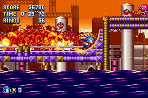 Sonic Mania Review: A Garden Of Green Hill Delights