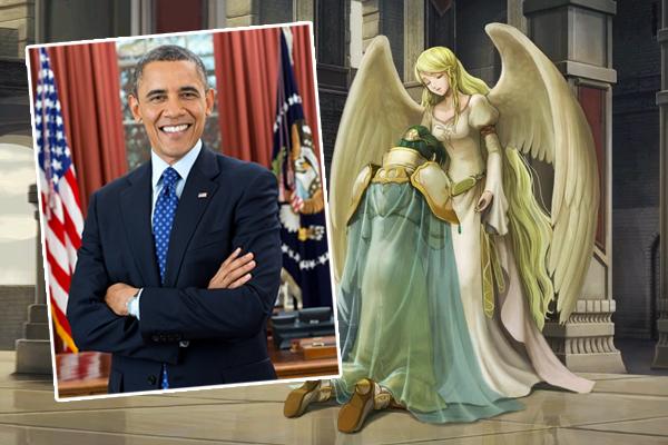 Fire Emblem Obama