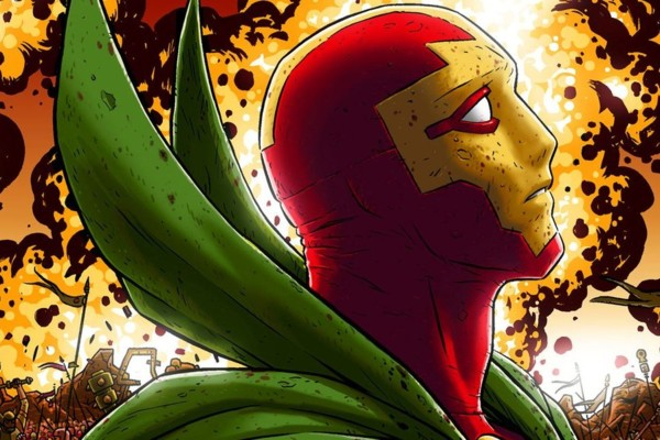 Mister Miracle Rebirth