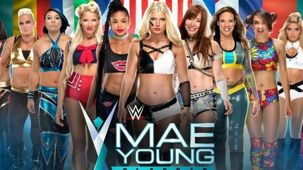 Mae Young Classic Competitors