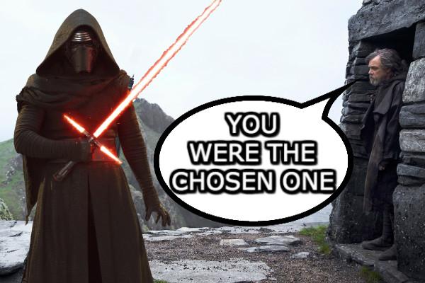 Star Wars Luke Kylo Ren