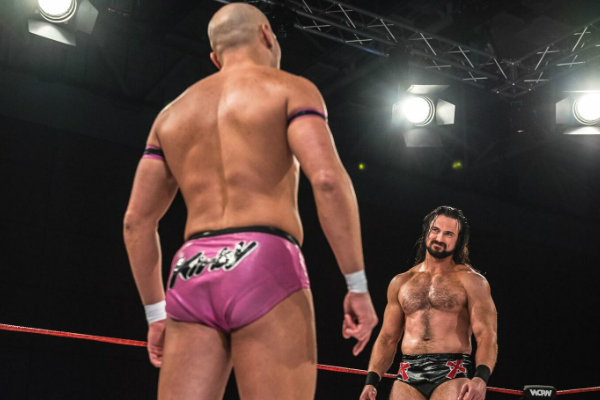 In a 30-man Rumble for the WCPW Title, Martin Kirby's dreams became Drew Galloway's nightmare.