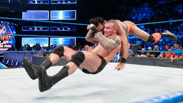 Randy Orton Jinder Mahal