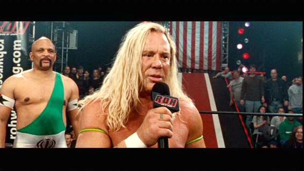 The Wrestler Ram