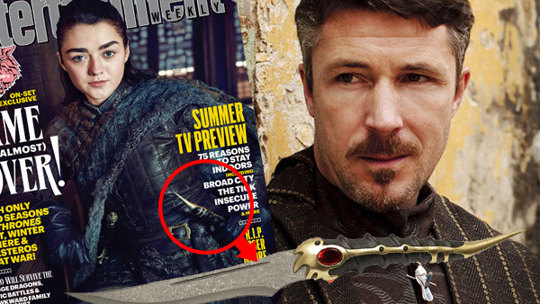 Team Littlefinger Home: Game Of Thrones Theory: Arya Will Kill Littlefinger In