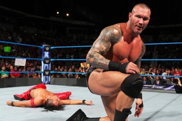 Randy Orton Shinsuke Nakamura